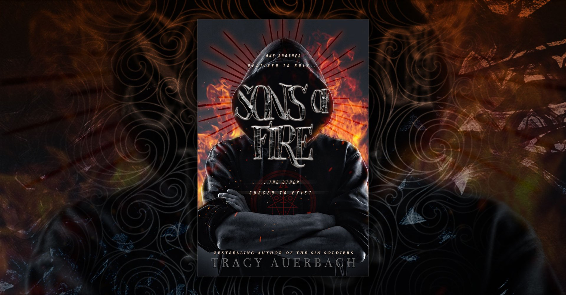 Sons of Fire by Tracy Auerbach