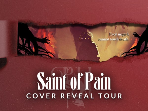 Saint of Pain by Kali Rose Schmidt