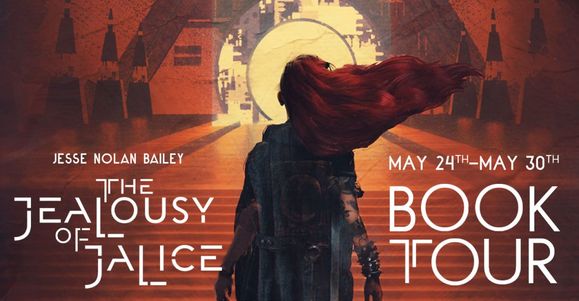 The Jealousy of jalice Book Tour