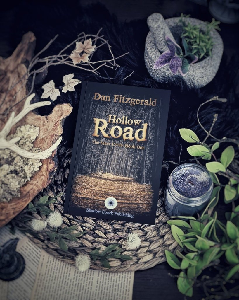 Hollow Road by Dan Fitzgerald