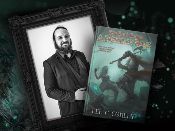 Storytellers On Tour Presents: A Ritual of Bone by Lee C Conley