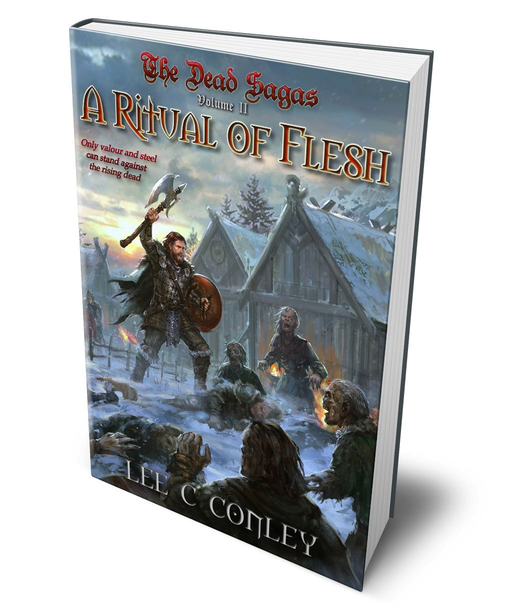 A Ritual of Flesh by Lee C Conley