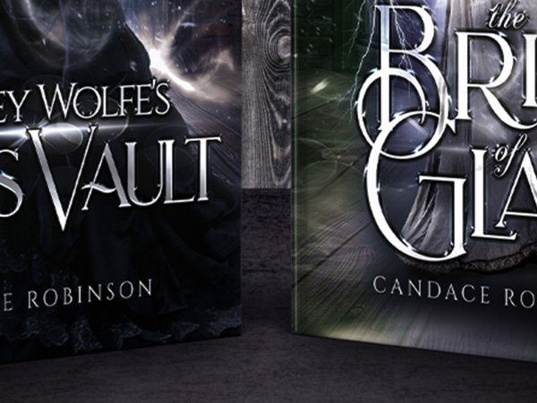 Glass Vault Duology by Candace Robinson