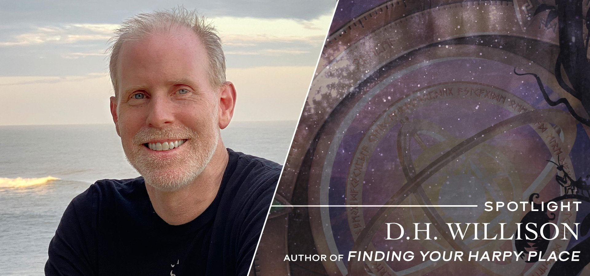 Finding Your Harpy Place by D. H. Willison