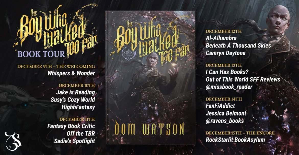 Storytellers On Tour Presents: The Boy Who Walked Too Far by Dom Watson