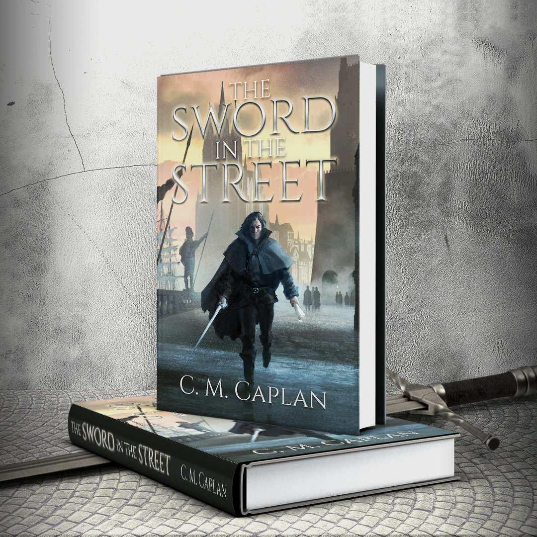 The Sword in the Street by C. M. Caplan