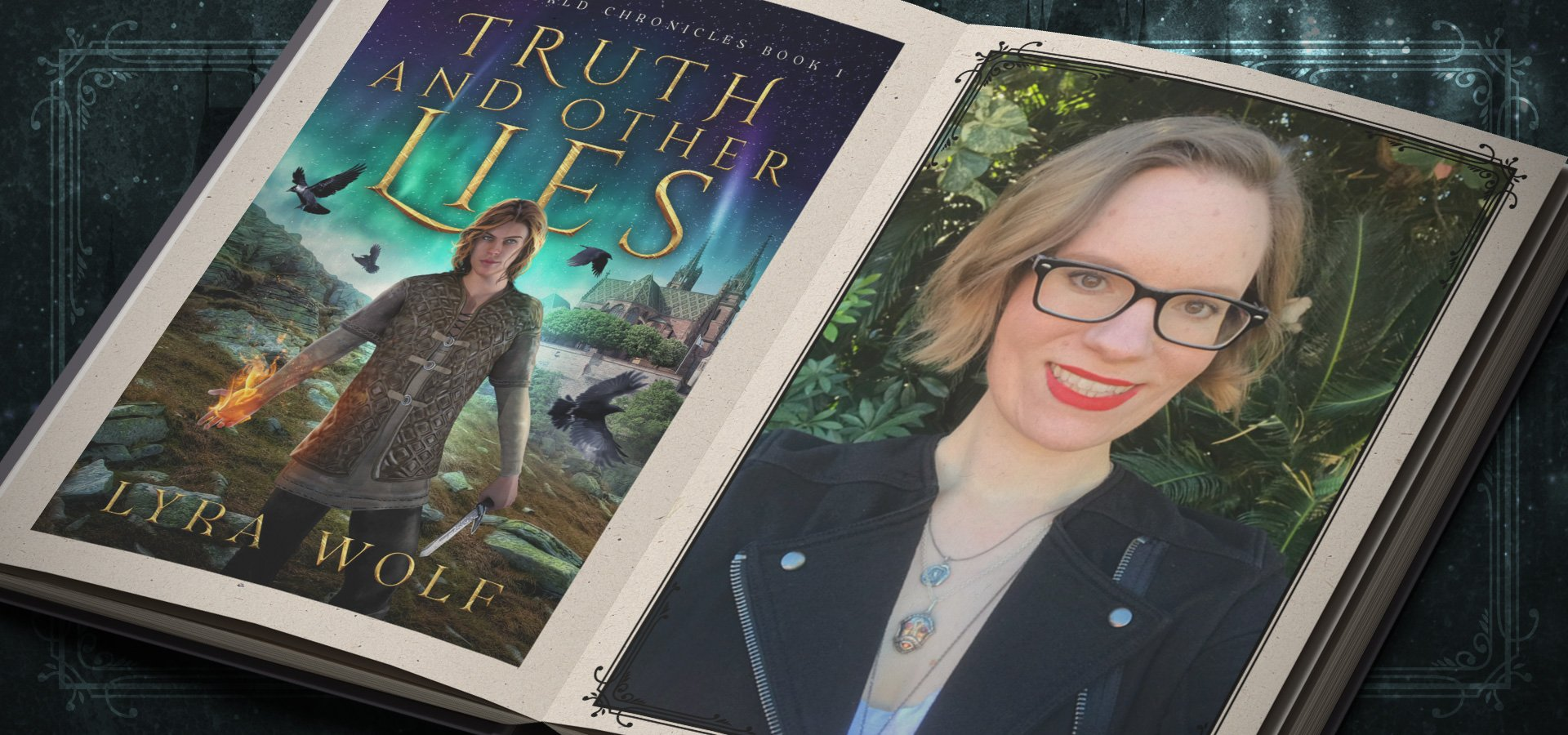 Truth and Other Lies by Lyra Wolf