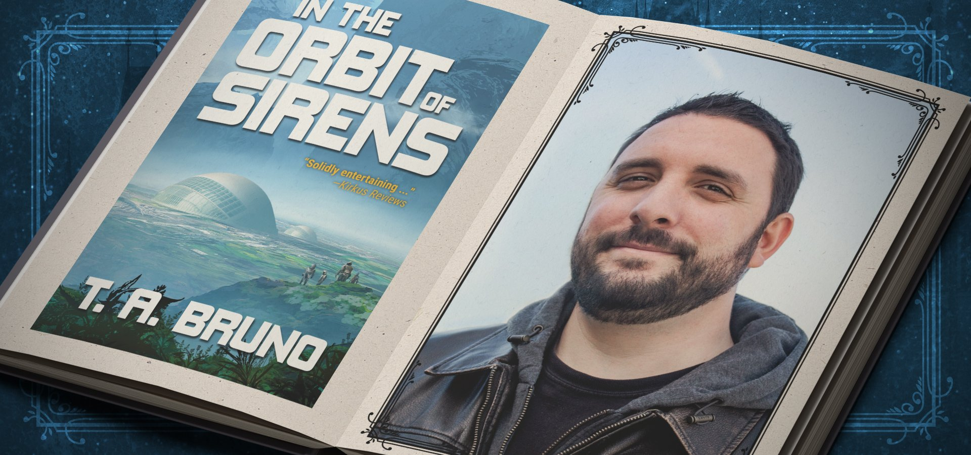 In the Orbit of Sirens by T. A. Bruno