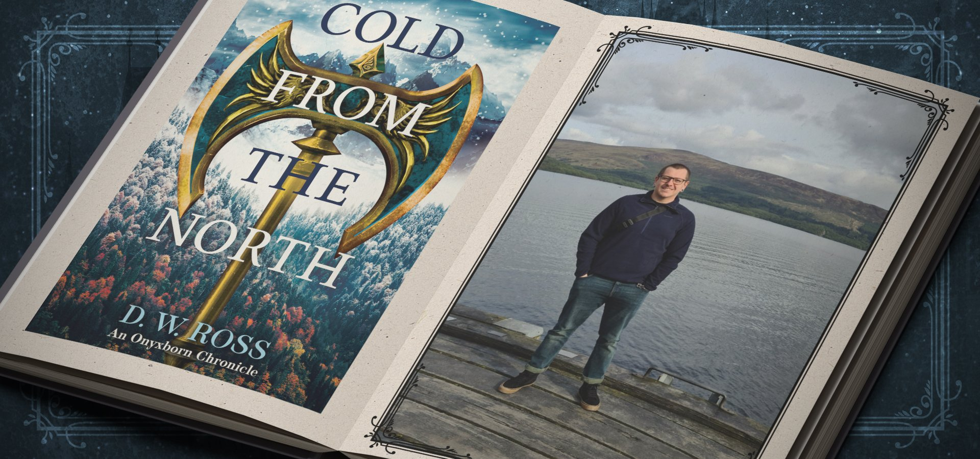 Cold From The North by D. W. Ross