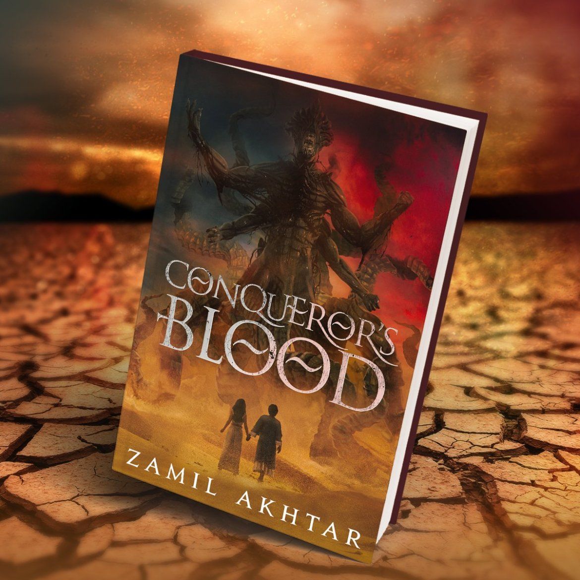 Conqueror's Blood by Zamil Akhtar