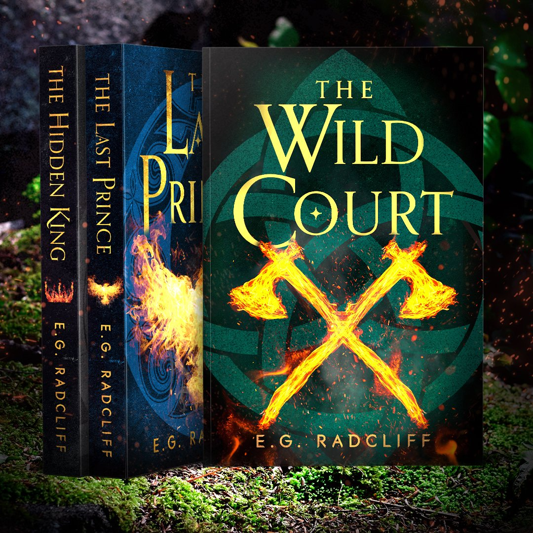 The Wild Court by E.G. Radcliff