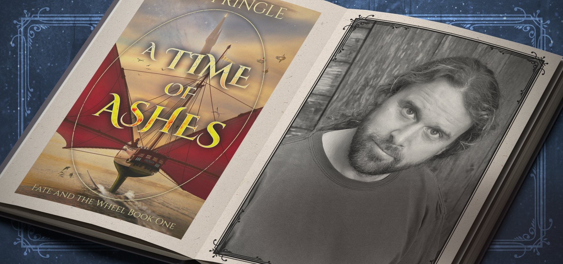 A Time of Ashes by Ru Pringle