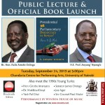 BOOK REVIEW: A look at Prof Anyang' Nyong'o's latest essays