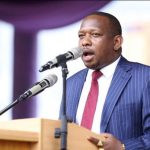 PRESS STATEMENT BY GOVERNOR SONKO OVER DPP's ARREST ORDER