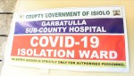 Isiolo trader wants Sh25m for stigma over Covid-19