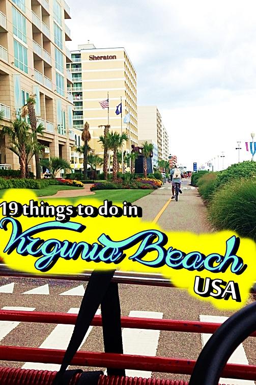 19 Things to do in Virginia Beach USA