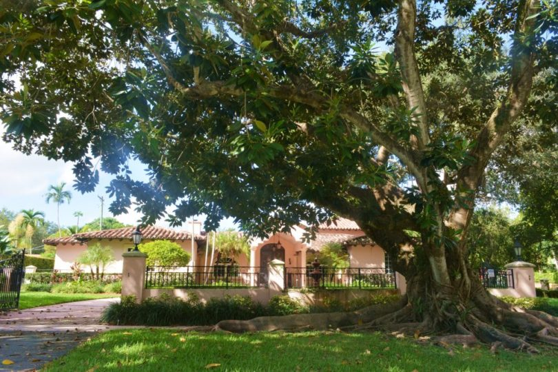 Coral Gables property