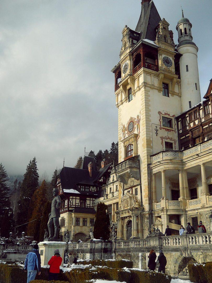 Most beautiful castle