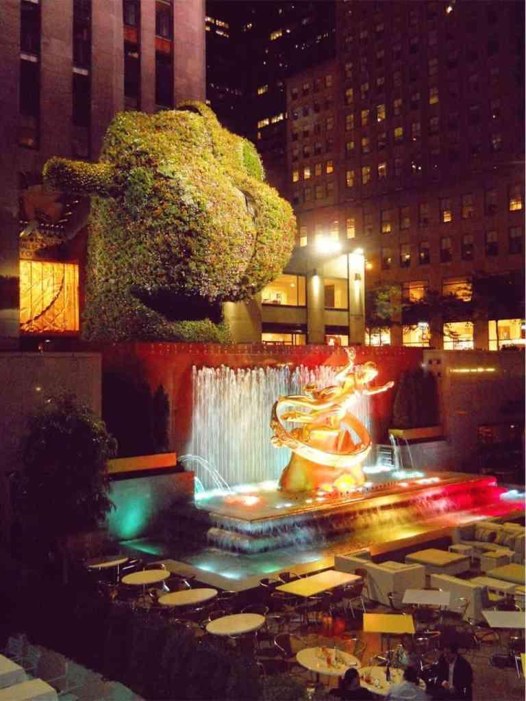 Rockefeller Center Manhattan 5th Avenue New York