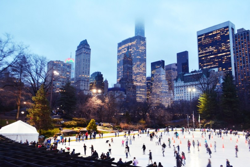 The Rink Central Park NYC