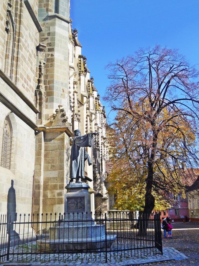 The Black Church Biserica Neagra Brasov