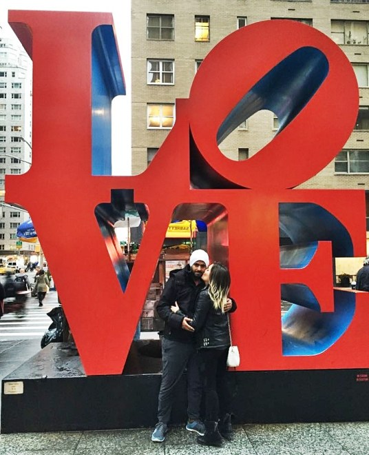 LOVE Times square nyc