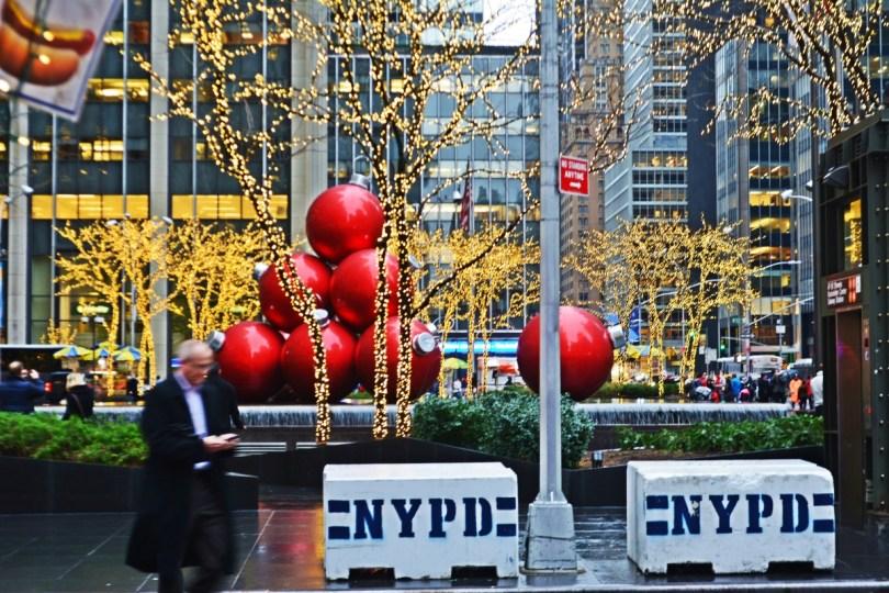 christmas decorations nyc