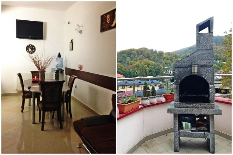 kitchen Vila Nicoleta