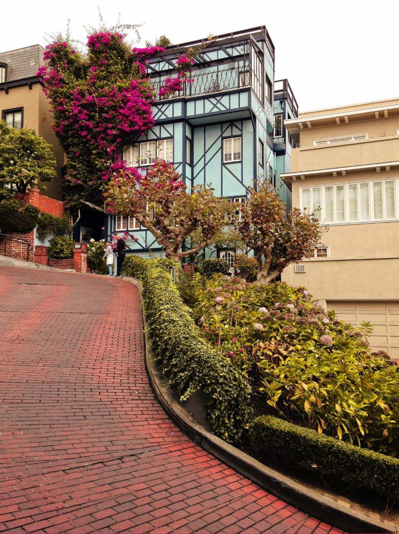 Lombard Street San Francisco