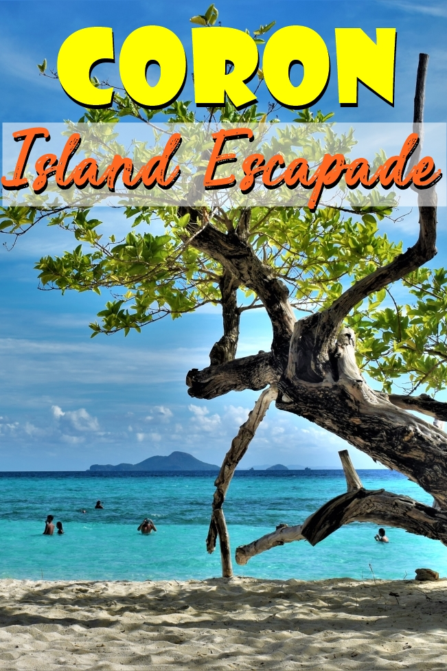 Coron Island Escapade