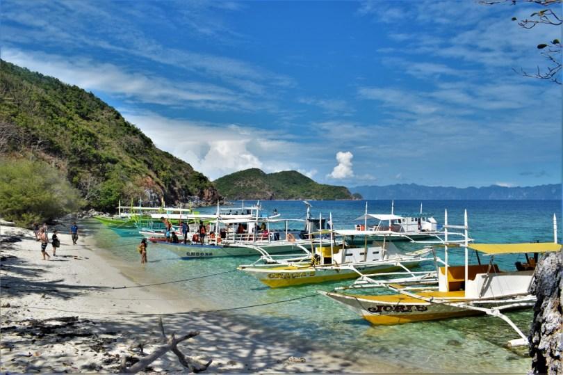 Coron Palawan Philippines island hopping