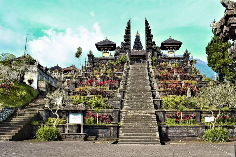 Bali temples