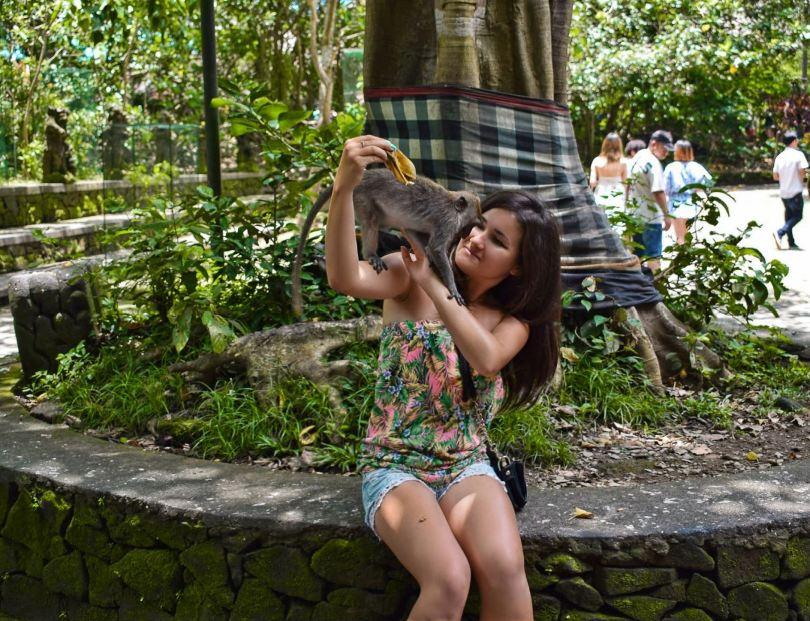 Sacred Monkey Forest Ubud Bali