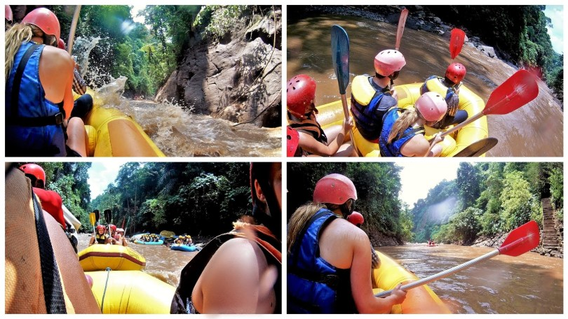River rafting Bali Indonesia