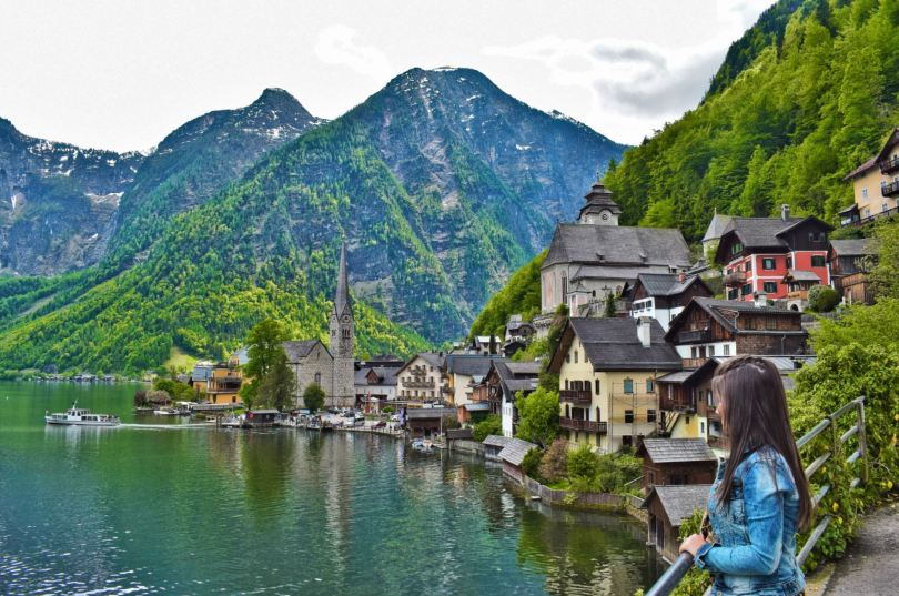 Hallstatt, the most famous village in Austria