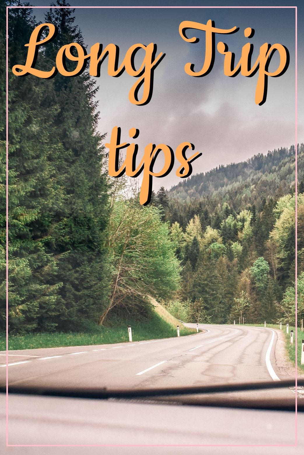 Healthier Alternatives to Pass Time While on a Long Trip