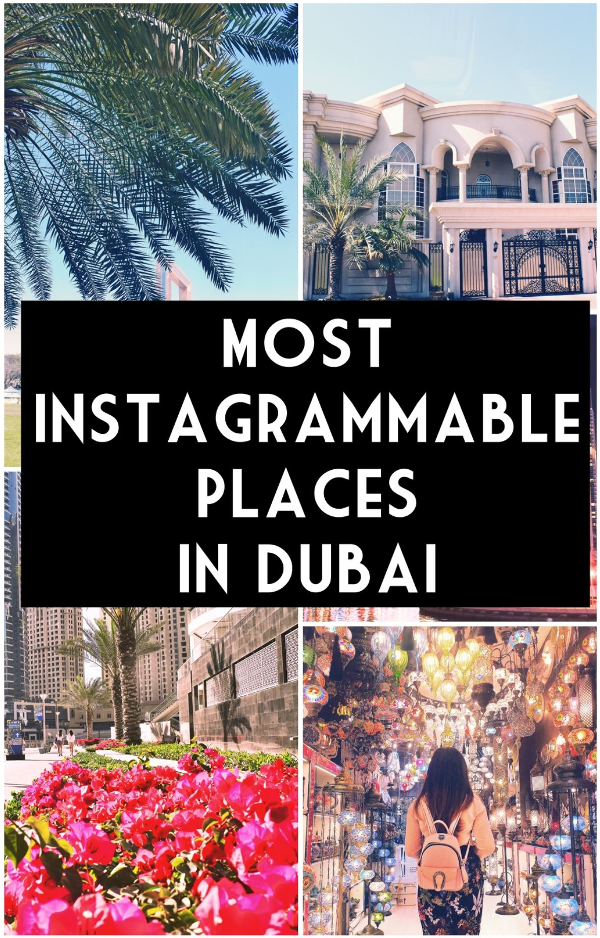 most instagrammable places in dubai 1