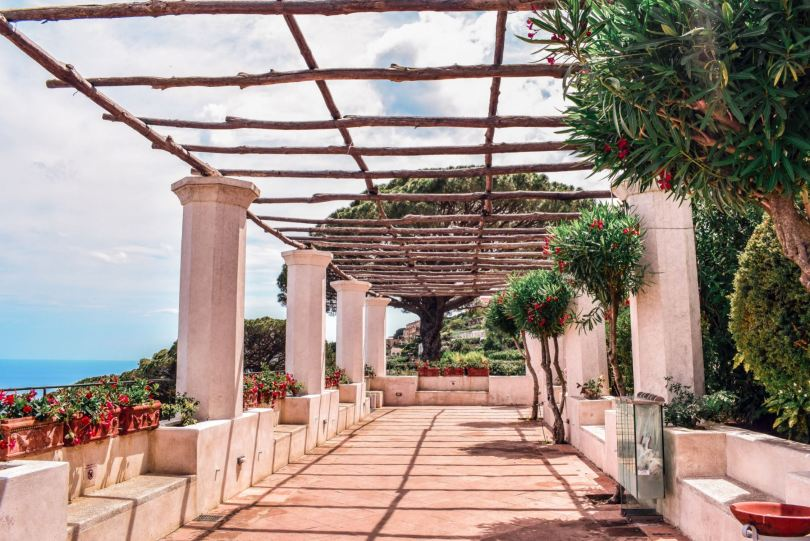 Villa Rufolo Ravello Amalfi Coast