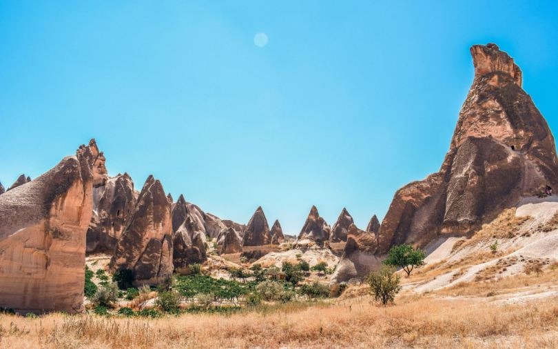 Top 15 places to visit in Cappadocia Turkey