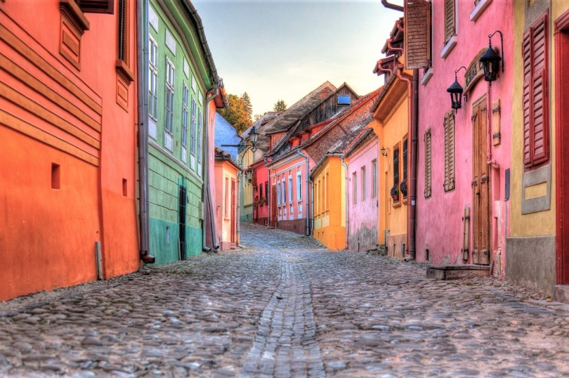 Sighisoara - best places to visit in Romania