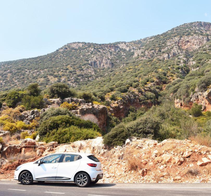 road trip in Turkey