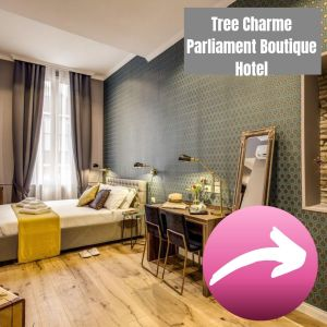 Tree Charme Parliament Boutique Hotel