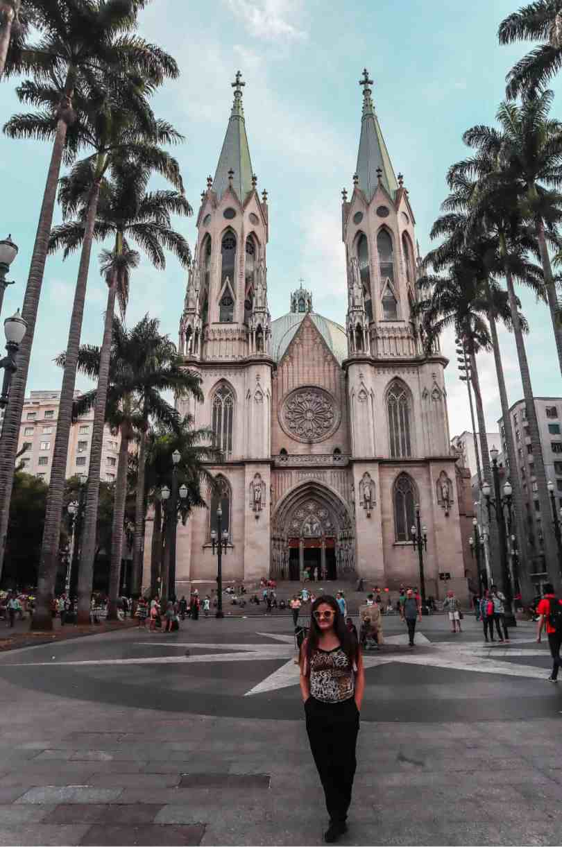 How to visit Sao Paulo in one day
