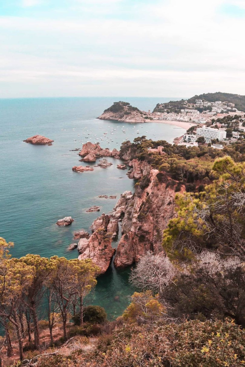 Tosa del Mar Costa Brava Spain