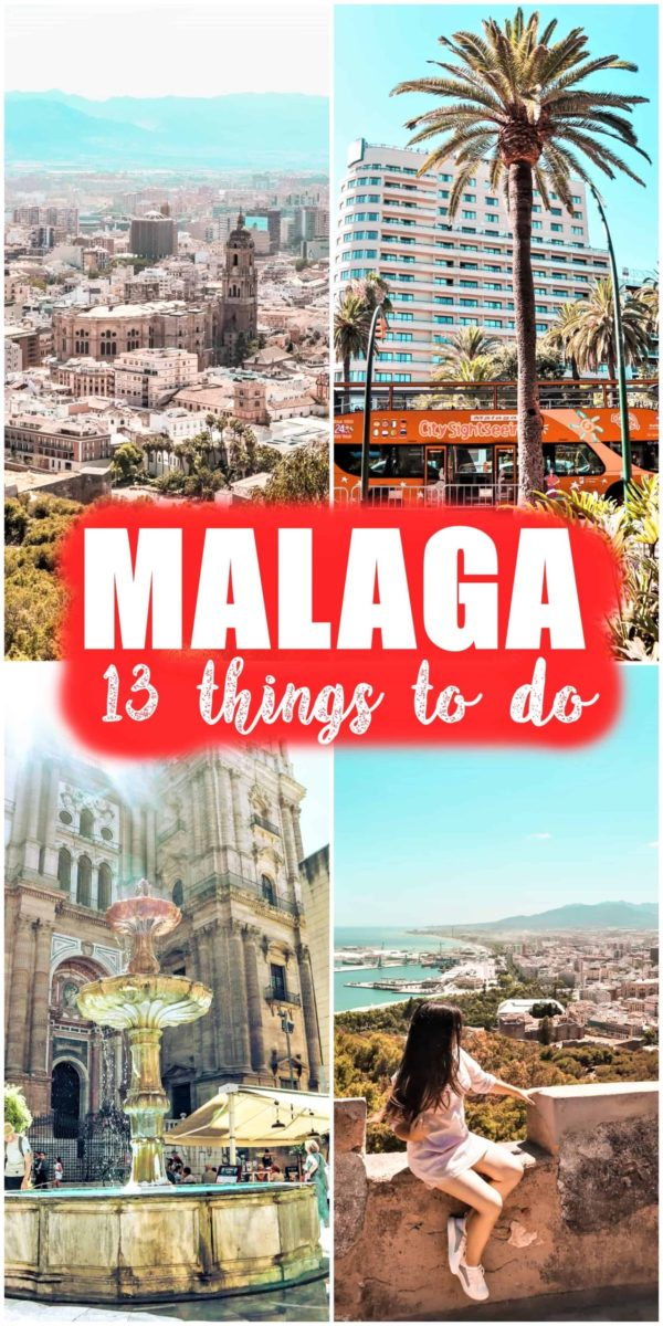 13 best things to do in Malaga Spain