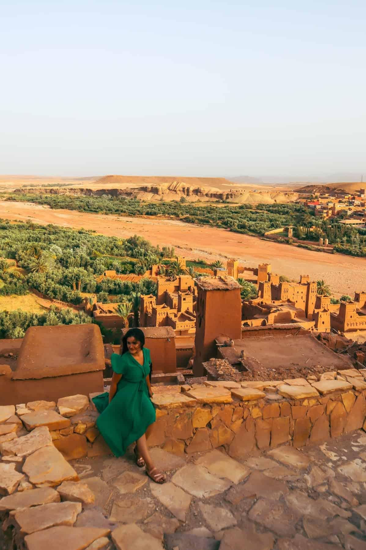 Aït Benhaddou morocco - 10-day morocco itinerary