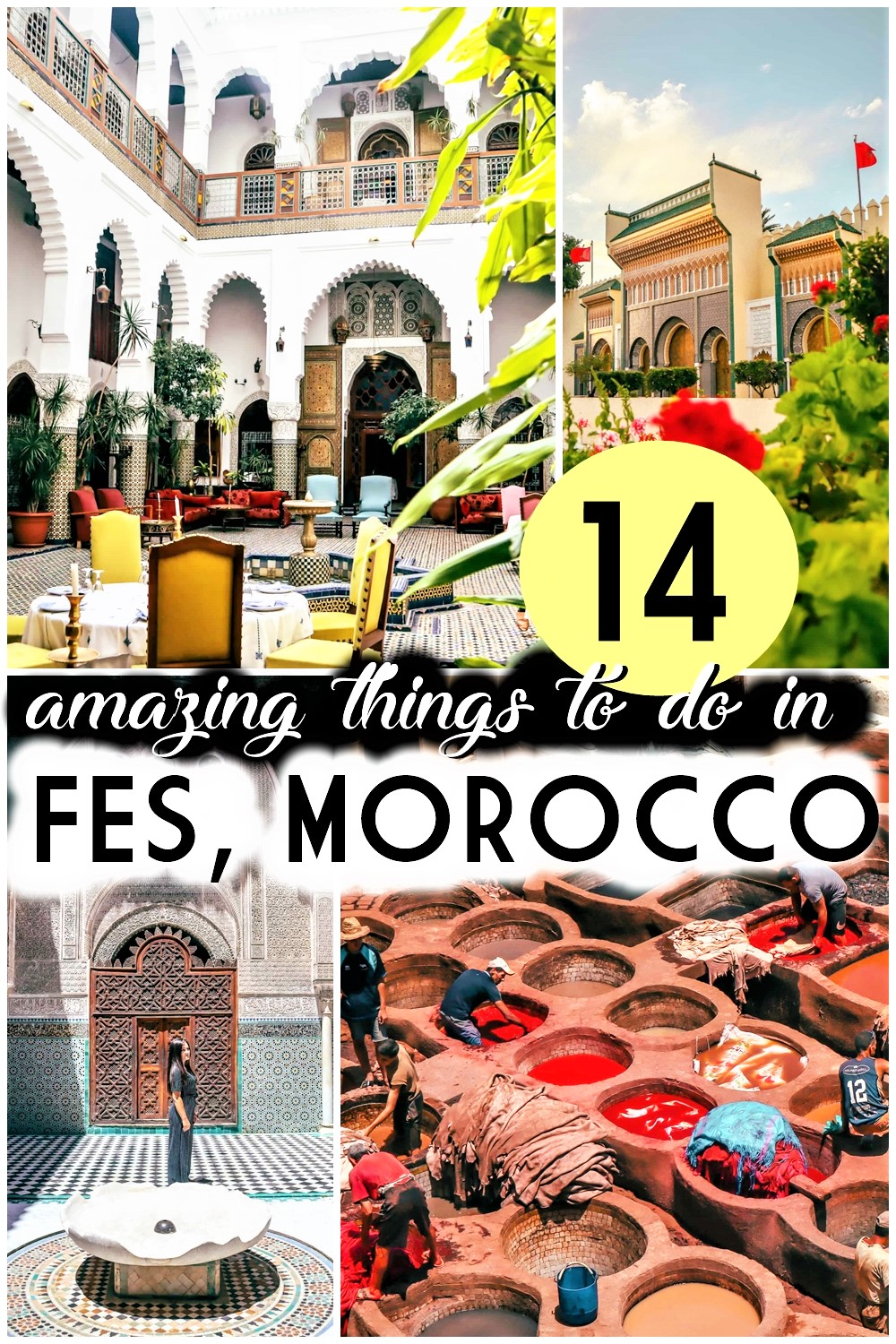 14 amazing things to do in Fes, Morocco