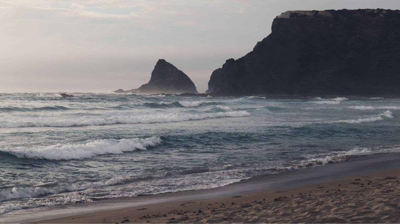 praia do odexeice