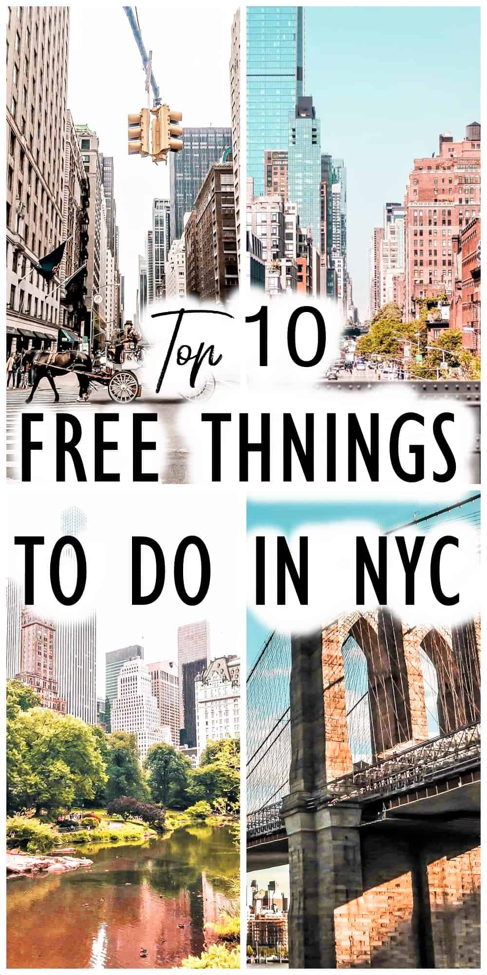 top 10 free things to do in nyc