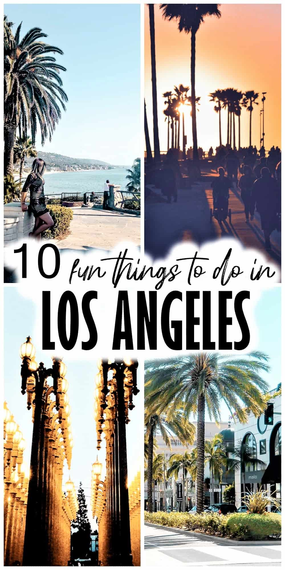 10 fun things to do in LA | los angeles top attractions | fun activities in los angeles | free stuff to do in Los Angeles